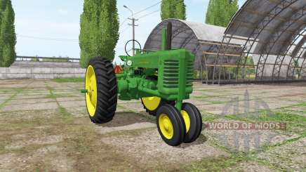 John Deere Model A for Farming Simulator 2017