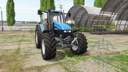 New Holland TS115 v1.0.0.1 for Farming Simulator 2017