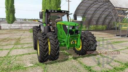 John Deere 6145R for Farming Simulator 2017