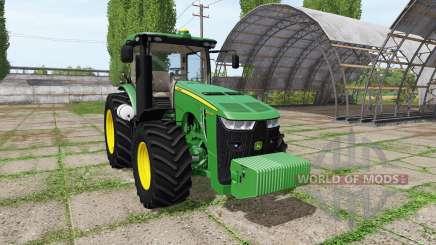 John Deere 8400R for Farming Simulator 2017