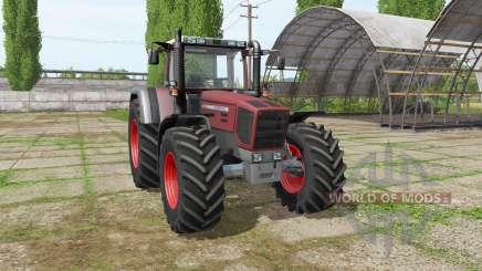 Fendt Favorit 822 v3.0 for Farming Simulator 2017