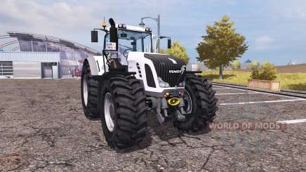 Fendt 939 Vario v1.1 for Farming Simulator 2013