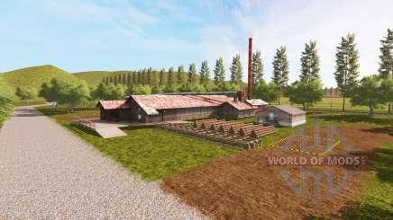 Los Grandes Terrenos v1.0.4 for Farming Simulator 2017