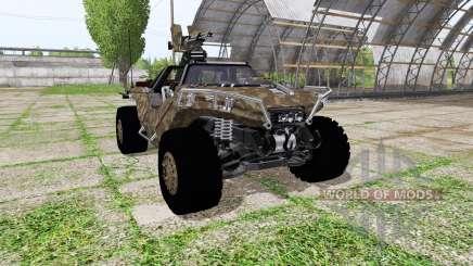 Warthog for Farming Simulator 2017