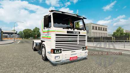 Scania 113H v3.0 for Euro Truck Simulator 2