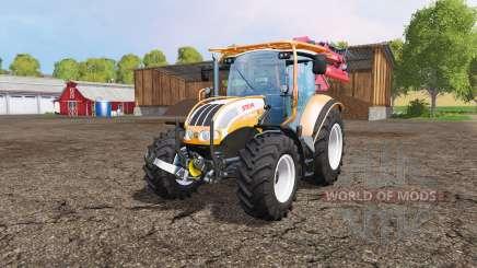 Steyr Multi 4115 forest for Farming Simulator 2015