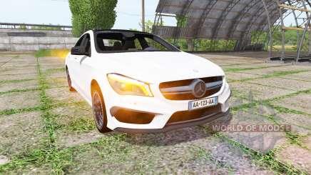 Mercedes-Benz CLA 45 AMG (C117) for Farming Simulator 2017