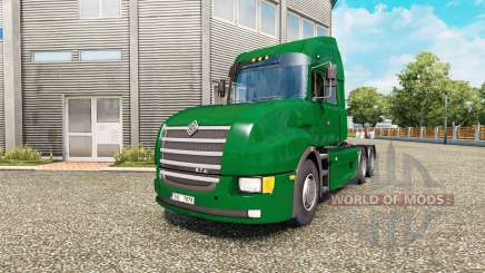 Ural 6464 v2.3 for Euro Truck Simulator 2