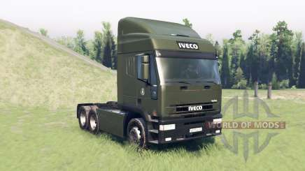 Iveco EuroTech for Spin Tires