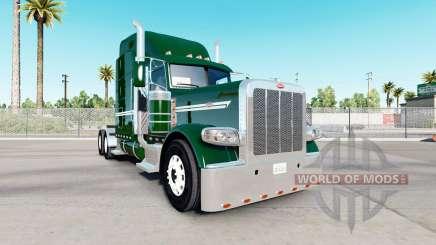 Skin DarkGreen for the truck Peterbilt 389 for American Truck Simulator