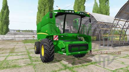 John Deere S650 for Farming Simulator 2017
