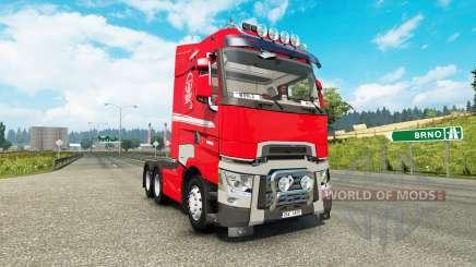 Renault T v6.2 for Euro Truck Simulator 2
