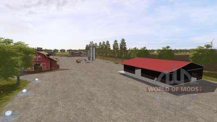Oberhausen v0.8.1 for Farming Simulator 2017