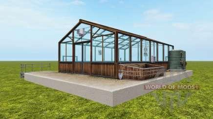 Greenhouse for Farming Simulator 2017