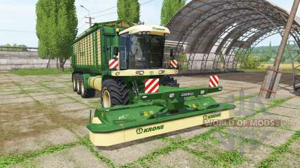 Krone BiG L 550 Prototype v1.0.0.4 for Farming Simulator 2017