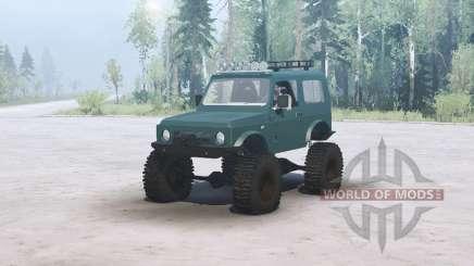 Suzuki Samurai for MudRunner