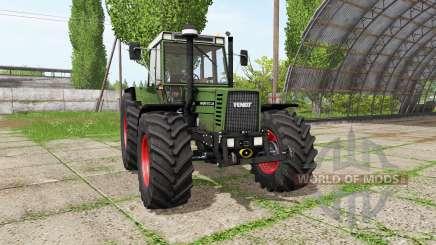 Fendt Favorit 612 LSA Turbomatik E v2.0 for Farming Simulator 2017