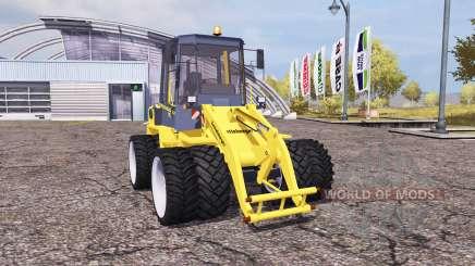 Zettelmeyer ZL 602 v1.1 for Farming Simulator 2013