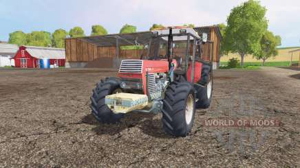 URSUS 1604 front loader v1.1 for Farming Simulator 2015