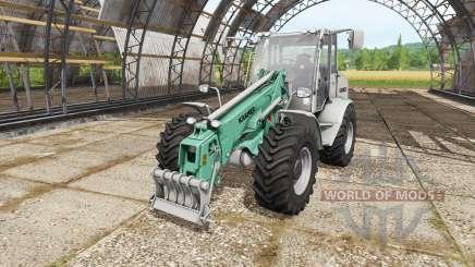Kramer TM320S for Farming Simulator 2017