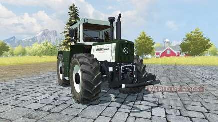 Mercedes-Benz Trac 1800 Intercooler for Farming Simulator 2013
