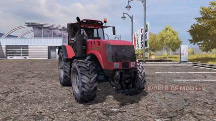 Belarus 3022 DC.1 v3.0 for Farming Simulator 2013