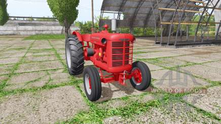 McCormick-Deering W-9 for Farming Simulator 2017