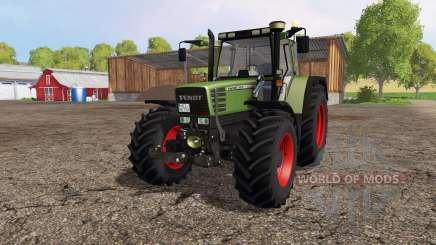 Fendt Favorit 515C front loader for Farming Simulator 2015