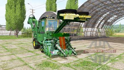 John Deere 3522 for Farming Simulator 2017