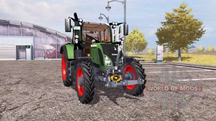 Fendt 512 Vario ProfiPlus v2.0 for Farming Simulator 2013