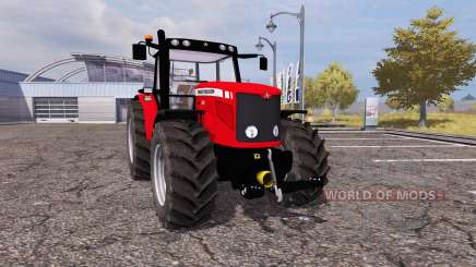 Massey Ferguson 6480 v3.0 for Farming Simulator 2013