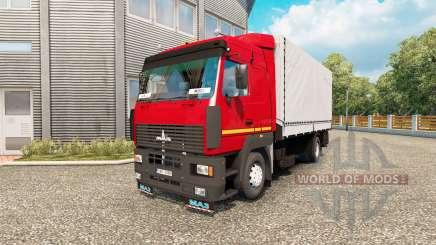 MAZ 5340 v1.1 for Euro Truck Simulator 2