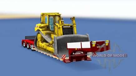 Doll Vario 3-axle v5.1 for Euro Truck Simulator 2