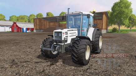 Hurlimann H488 Turbo Prestige white for Farming Simulator 2015