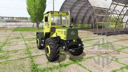 Mercedes-Benz Trac 800 v2.3 for Farming Simulator 2017