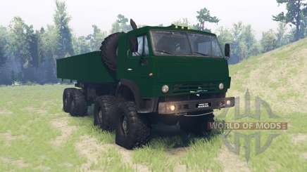 KamAZ 6350 for Spin Tires