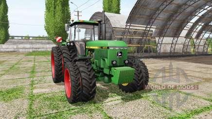 John Deere 4850 v2.1.1 for Farming Simulator 2017