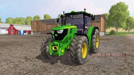John Deere 6170R for Farming Simulator 2015