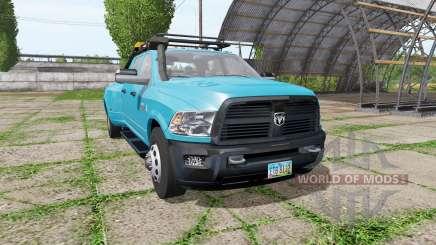 Dodge Ram 3500 for Farming Simulator 2017