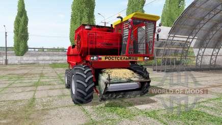 Don 1500B red for Farming Simulator 2017