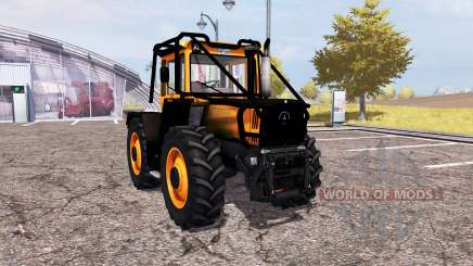 Mercedes-Benz Trac 1600 Turbo forest for Farming Simulator 2013