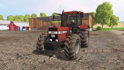 Case IH 1455 XL front loader for Farming Simulator 2015