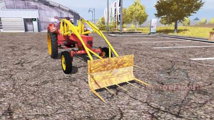 Fortschritt GT 124 for Farming Simulator 2013