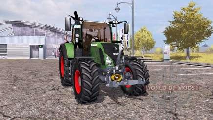 Fendt 516 Vario SCR v2.0 for Farming Simulator 2013