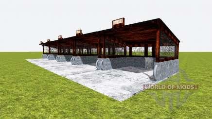 Granary for Farming Simulator 2017