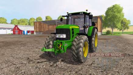 John Deere 6830 Premium for Farming Simulator 2015