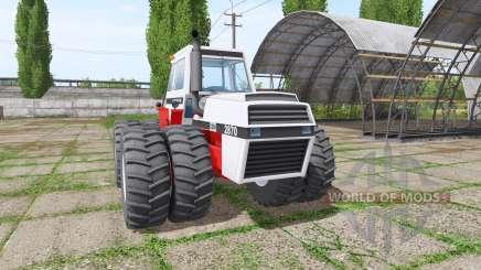 Case 2870 for Farming Simulator 2017