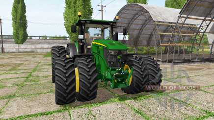 John Deere 6230R v4.0 for Farming Simulator 2017