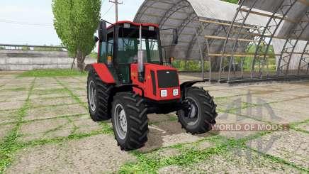 Belarus 826 v2.0 for Farming Simulator 2017