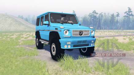 Mercedes-Benz G65 AMG v1.1.1 for Spin Tires